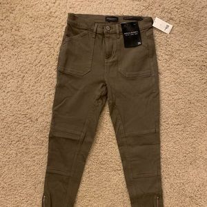 Banana Republic Mid Rise Skinny Ankle Pants NWT!